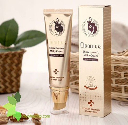 Tinh-chat-sua-lua-trang-da-ban-ngay-Cleomee-shiny-queen-milky-cream-whitening-care-(5)11