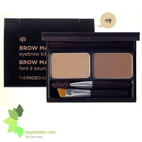 Bot tan may brow master thefaceshop3
