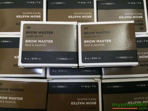 Bot tan may brow master thefaceshop2