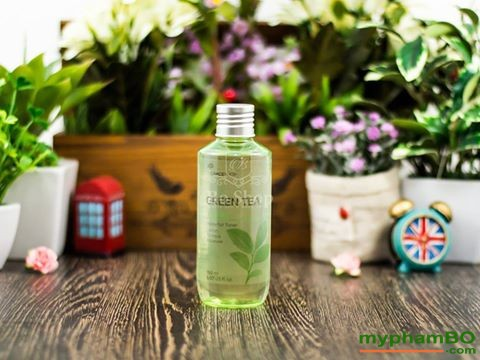 Nuoc hoa hong Green Tea The Face Shop