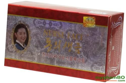 Bo my pham cao cap Nurse Face 4in1 Han Quoc (412)