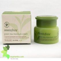Kem duong da Tra xanh Green Tea Balancing Cream (3)1