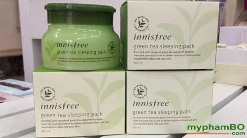 Kem duong da Tra xanh Green Tea Balancing Cream (4)1