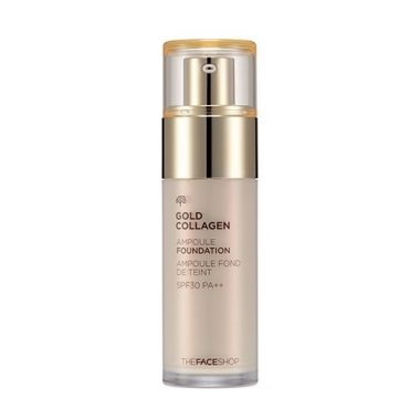 Kem-nn-The-Face-shop-Gold-Collagen-Ampoule-Foundation