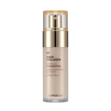 Kem-nn-The-Face-shop-Gold-Collagen-Ampoule-Foundation