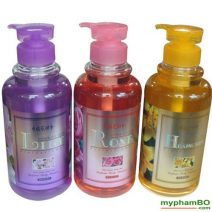 Sua tam GEO Spa Aroma Bath Milk 800ml Han Quoc (4)