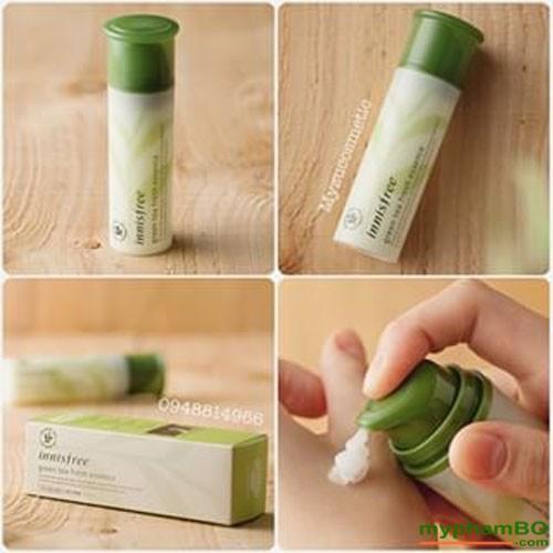 Tinh chat duong tra xanh Green Tea Fresh Essence (4)