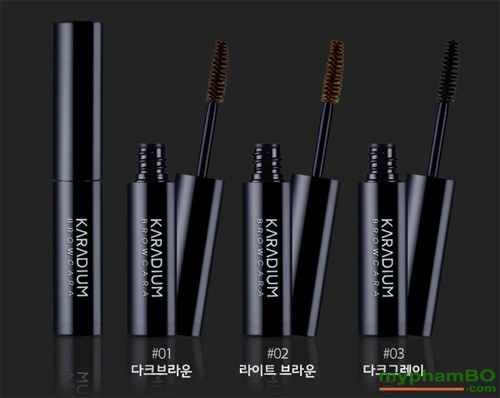 Mascara chan may Browcara Karadium (2)