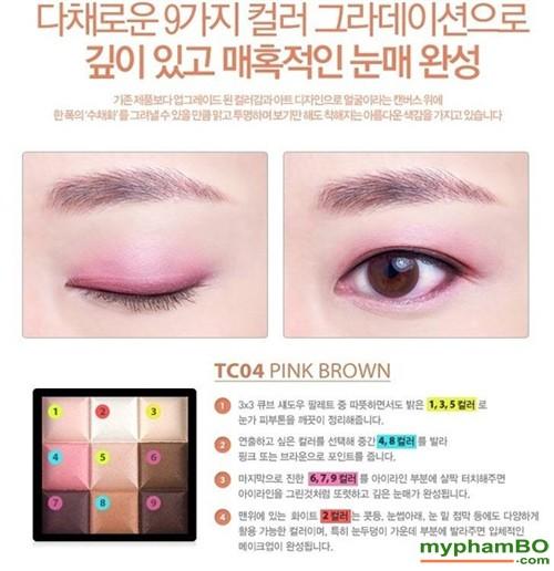 Phan mat 3x3 cube eyeshadow (1)