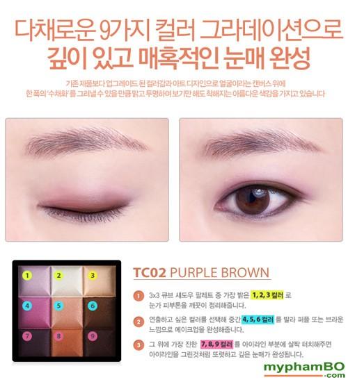 Phan mat 3x3 cube eyeshadow11
