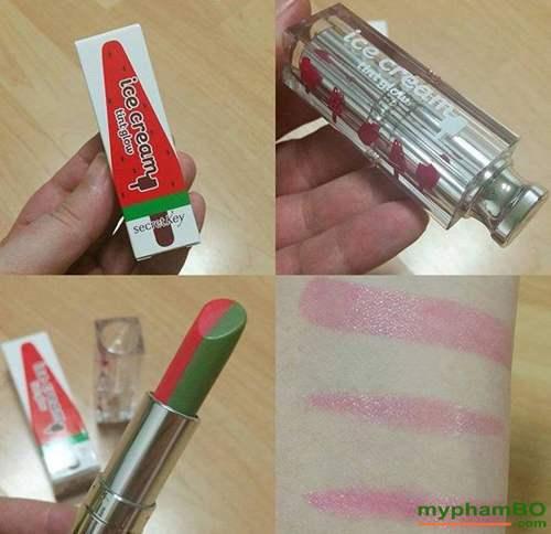 Son Duong Secret key ice cream tint glow (1)