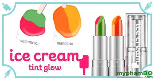 Son Duong Secret key ice cream tint glow (4)