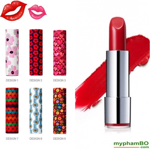 Son moi seatree art smooth kiss lipstick shine (3)