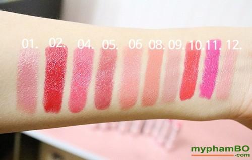 Son moi seatree art smooth kiss lipstick shine (5)