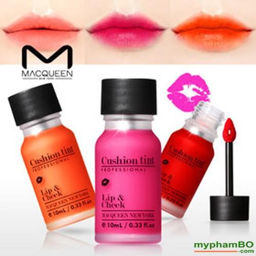 Son nuoc McQueen Cushion Tint Lip and Cheek (2)