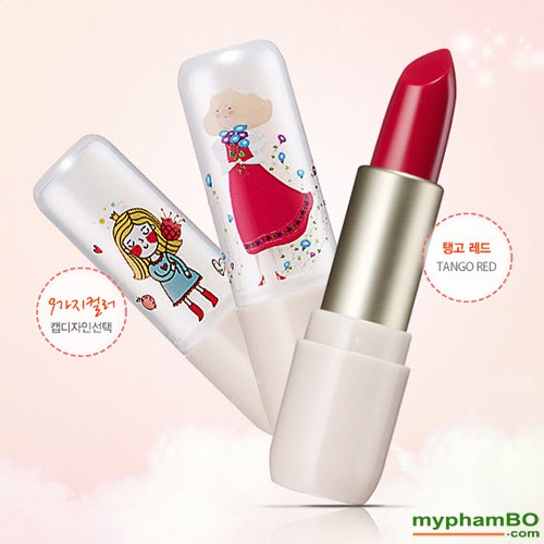 Son thoi Seatree Art Lovely Lipstick Han Quoc (4)