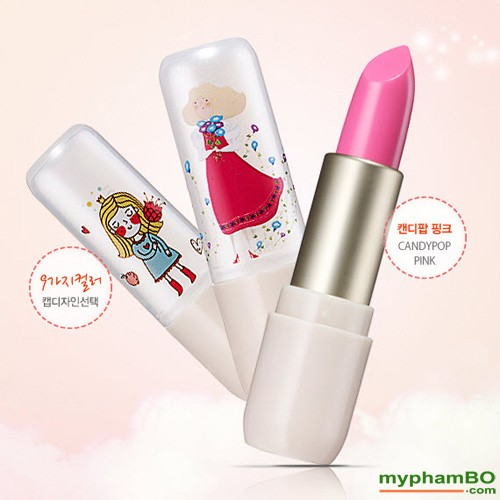 Son thoi Seatree Art Lovely Lipstick Han Quoc (5)
