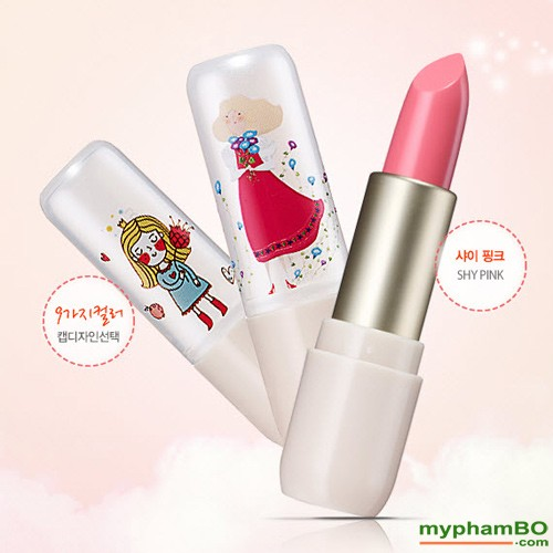 Son thoi Seatree Art Lovely Lipstick Han Quoc (6)