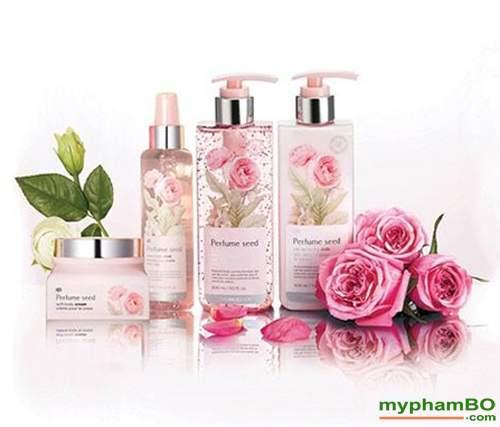 Sua duong the Perfume Seed Velvet Body Milk (3)