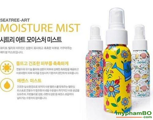 Xit khoang Moisture Mist 3 in 1 set Seatree (5)