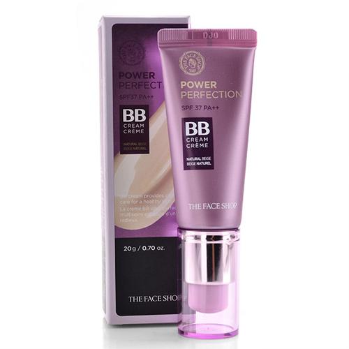 kem nen BB Cream Power Perfection 20ml Moi The Face Shop (3)