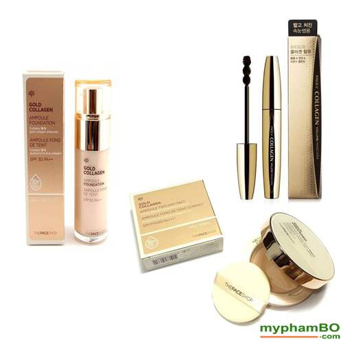 Bo Gold Collagen 3in1 The Face Shop11