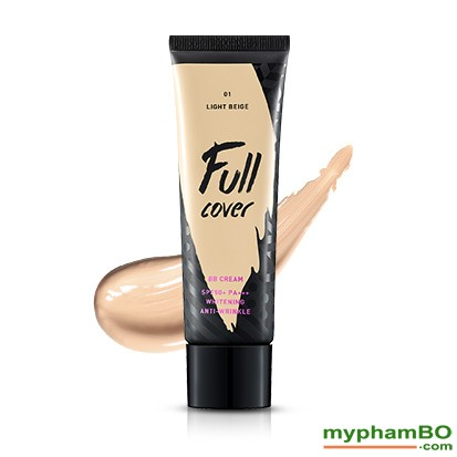 Kem Nen Full Cover BB Cream SPF50 PA(3)