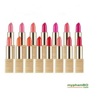Son collagen ampoule lipstick The Face Shop (2)