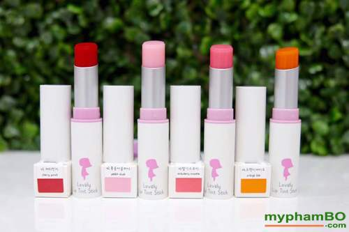 Son duong Yadah Lovely Lip Tint Stick (2)