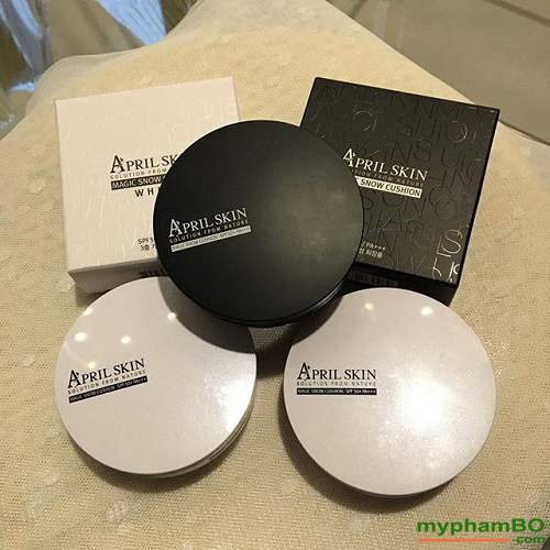 phan nuoc april skin magic snow cushion white cho da kho (3)