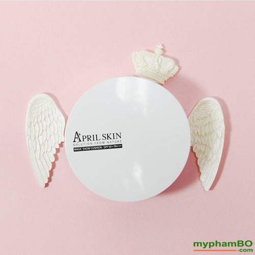 phan nuoc april skin magic snow cushion white cho da kho (7)