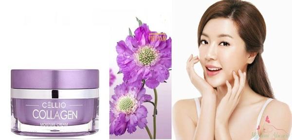 Kem Duong Chong Lao Hoa Collagen Cellio (2)