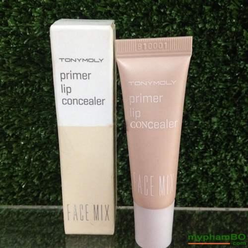 Che khuyet diem moi Face Mix Primer Lip Concealer (1)