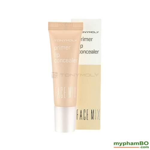 Che khuyet diem moi Face Mix Primer Lip Concealer (2)