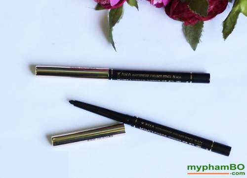 Chi Ke Mat Chong Tham Karadium Waterproof Eyeliner Pencil Black (1)