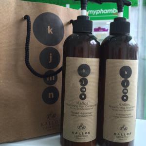 Goi Xa duong phuc hoi tai tao Kallos (KJMN-Nourishing-Shampoo) (1)