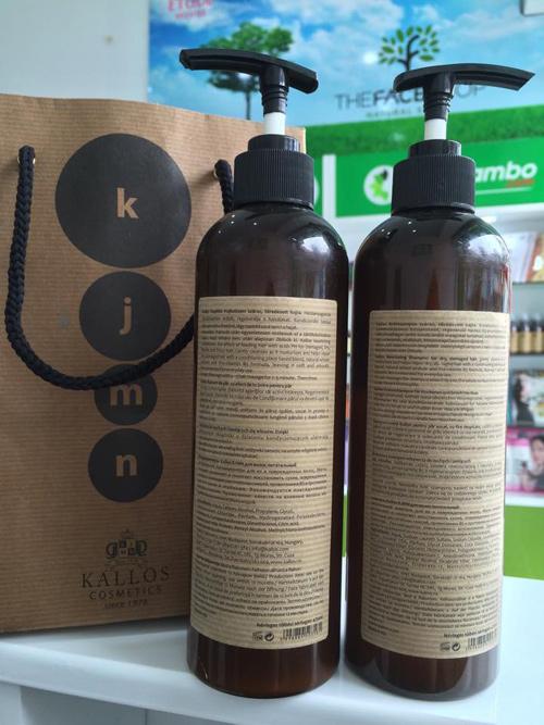 Goi Xa duong phuc hoi tai tao Kallos (KJMN-Nourishing-Shampoo) (3)