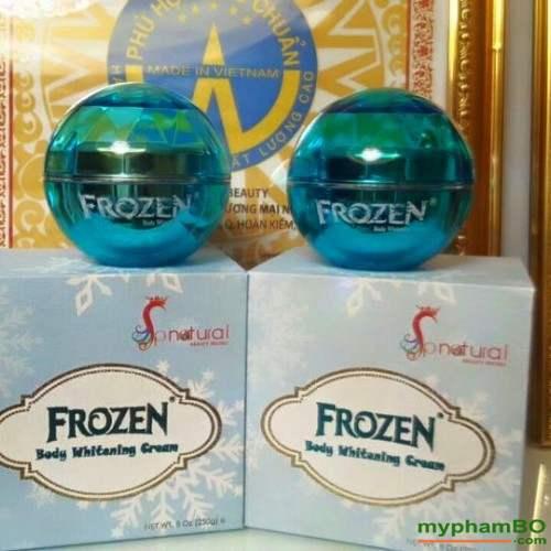 Kem duong da body cot lanh frozen (4)