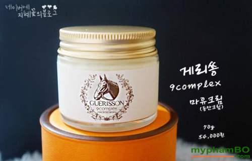 Kem duong dau ngua 9-complex cream (3)