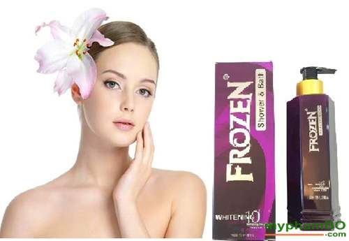 Sua Tam Trang Frozen Shower & Bath 350ml (2)