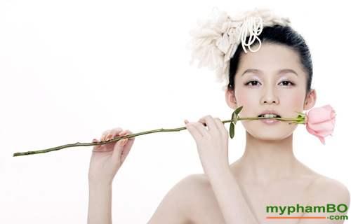 Bo my pham tri nam tan nhang duong trang da THE FACE SHOP 2in1 (5)