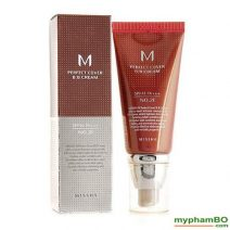 Kem BB Missha M Perfect Cover BB Cream SPF42PA++ 50ml (5)