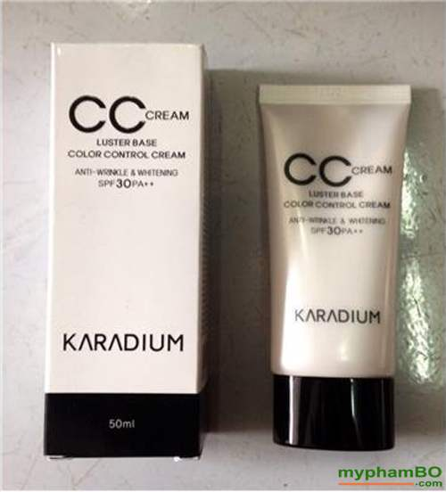 Kem nen CC Karadium Glam Base Color Control (4)