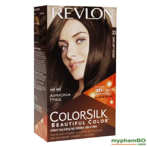 Thuoc nhuom toc REVLON Colorsilk (4)
