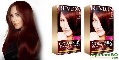 Thuoc nhuom toc REVLON Colorsilk1