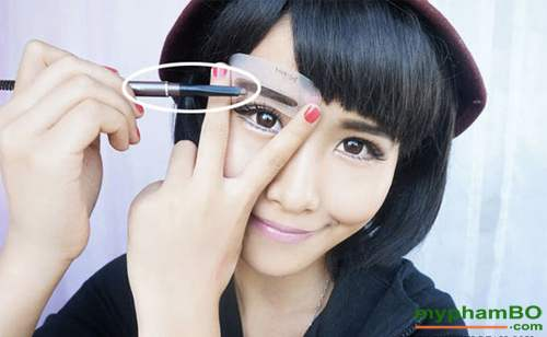 Bo khuon Tao Dang Chan May Etude House Mini Brow Class (2)