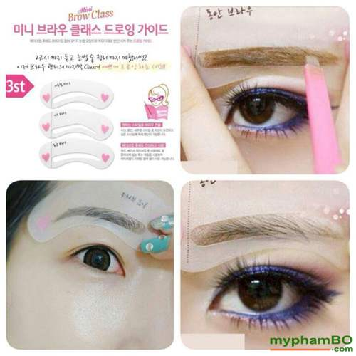 Bo khuon Tao Dang Chan May Etude House Mini Brow Class (6)