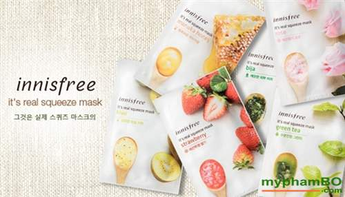 Mat na goi Innisfree It's real squeeze mask (2)