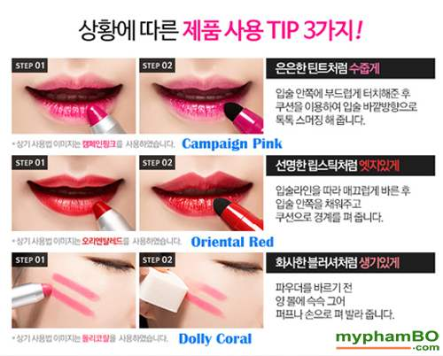 Son missha lip crayon Chinh Hang (2)
