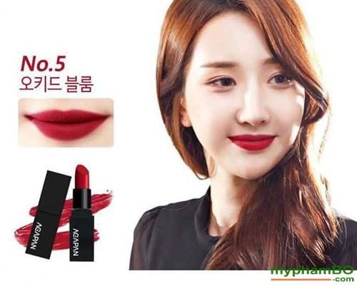 Son-thoi-agapan-matte-lipstick-mau-5